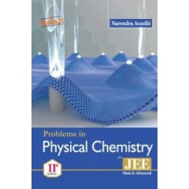 Shri Balaji Problems in Physical Chemistry For JEE by N Avasthi