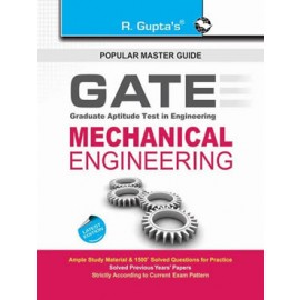 RPH GATE-Mechanical Engineering Guide (R-551) - 2021