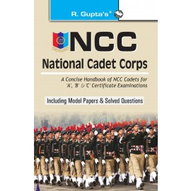 NCC: Handbook of NCC Cadets for 'A', 'B' and 'C' Certificate