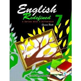 Sapphire English Redefined Course Book Class 7