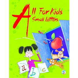 Sapphire All for Kids Small Letters (Writing Book)