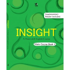 Tarun Insight MCB (A Multiskill English Course) for Class 4
