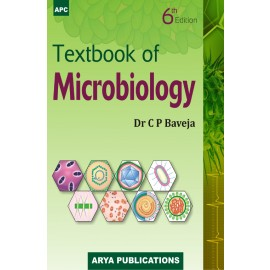 APC Textbook of Microbiology by Dr CP Baveja