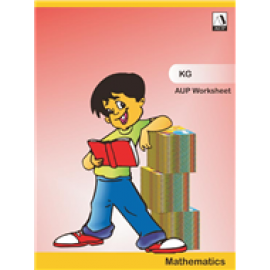 Amity Mathematics for KG Worksheets
