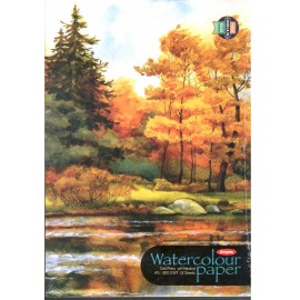 Anupam Watercolour Sheets (Size A5) 300GSM (Pack of 12 Sheets)