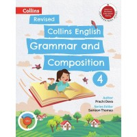 Collins Revised English Grammar & Composition for Class 4