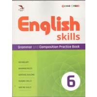 Falcon English Skills Grammar and Composition Practice Book for Class 6 by Mudit Mohini