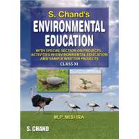 S Chand Environmental Education for Class 11