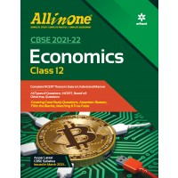 Arihant All in One Study Guide of Economics CBSE for Class 12