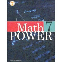 Future Kids Math Power for Class 7 (With CCE Workbook)