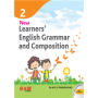 S Chand New Learner's English Grammar & Composition for Class 2