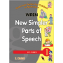 PC Wren New Simpler Parts of Speech Book 1 by S Chand