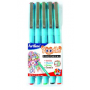 Artline Yoodle 0.4 mm Fine pen  (Pack of 5 Set)